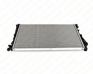 Радиатор охлаждения двигателя на Renault Trafic II 2006->2014 2.0dCi (M9R 630, 692) — Nissens - NIS630709