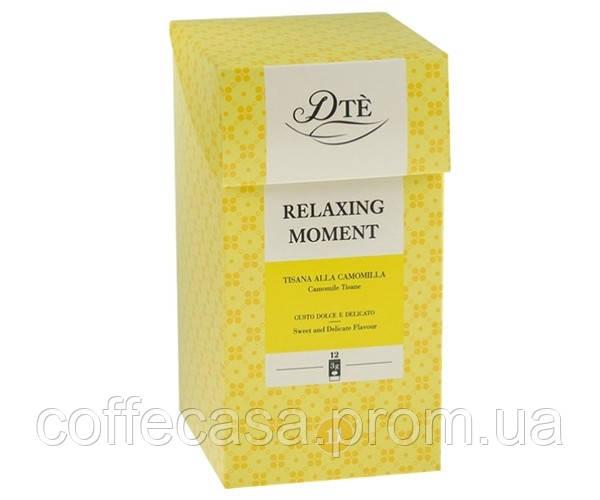 Травяной чай DTè Relaxing Moment фильтр-пак 12 шт