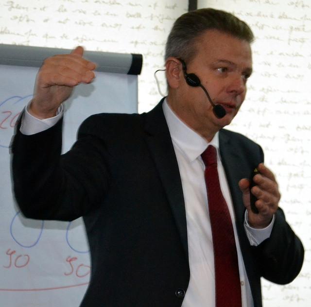 президент компании Вивасан Тамас Геттфрид