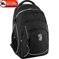 Рюкзак молодежный Kite Education FC Juventus JV20-814L спортивный
