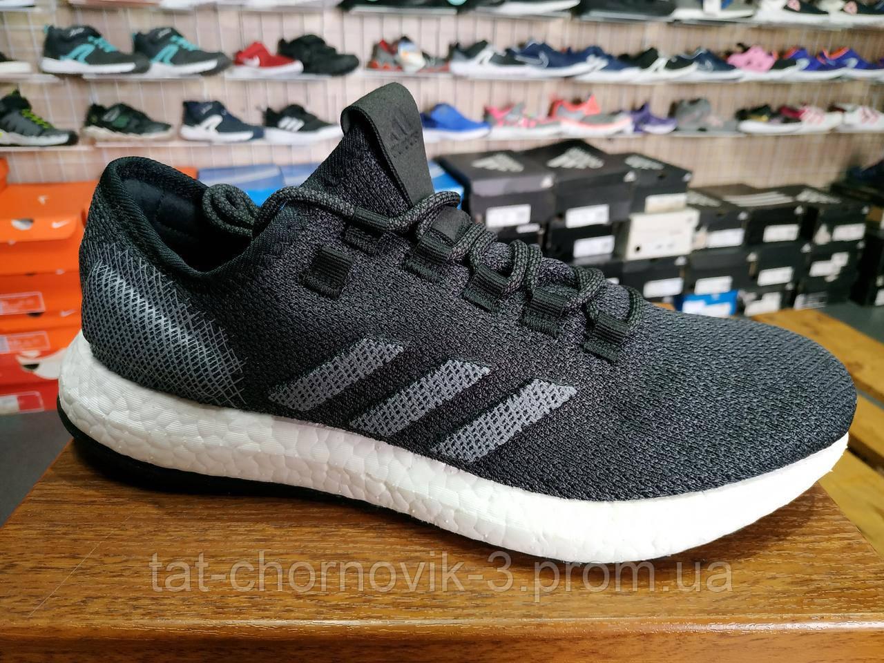 Adidas Pure Boost. EE4282 Оригинальные мужские кроссовки для бега.