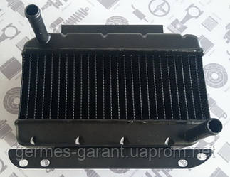Радіатор опалювача ГАЗ 53 TEMPEST 53-8101060