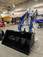 Быстросъёмный фронтальный погрузчик на трактор МТЗ ЮМЗ (Т-40) OLIMP-2000