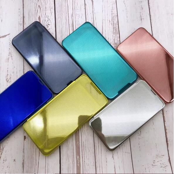 Чохол Clear View для Samsung A30S 2019 Дзеркальна (6 кольорів)