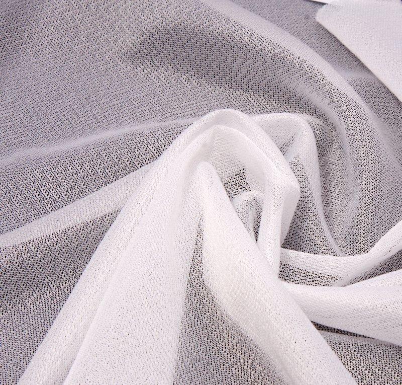 Дублерин эластичный 048г/м цв белый 150см (рул 50,100м) Danelli D2LP48
