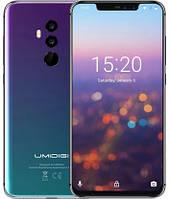 """Смартфон Umidigi Z2 4/64Gb Twilight Black, 16+8/16+8Мп, 2sim, 6.2"""" IPS, 3850mAh, GPS, 4G, 8 ядер, фото 1"""