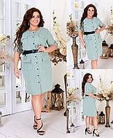 Платье женское 4078вл батал
