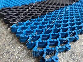 Коврик резиновый придверный 670х600 мм