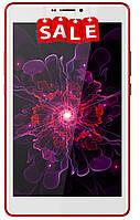"Уценка! Nomi C070034 Corsa4 7"" LTE 16GB Red White Гарантия 1 месяц"