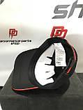 Бейсболка Audi Sport Cap, Black, MY2020, артикул 3132001400. Официальная коллекция Audi., фото 3