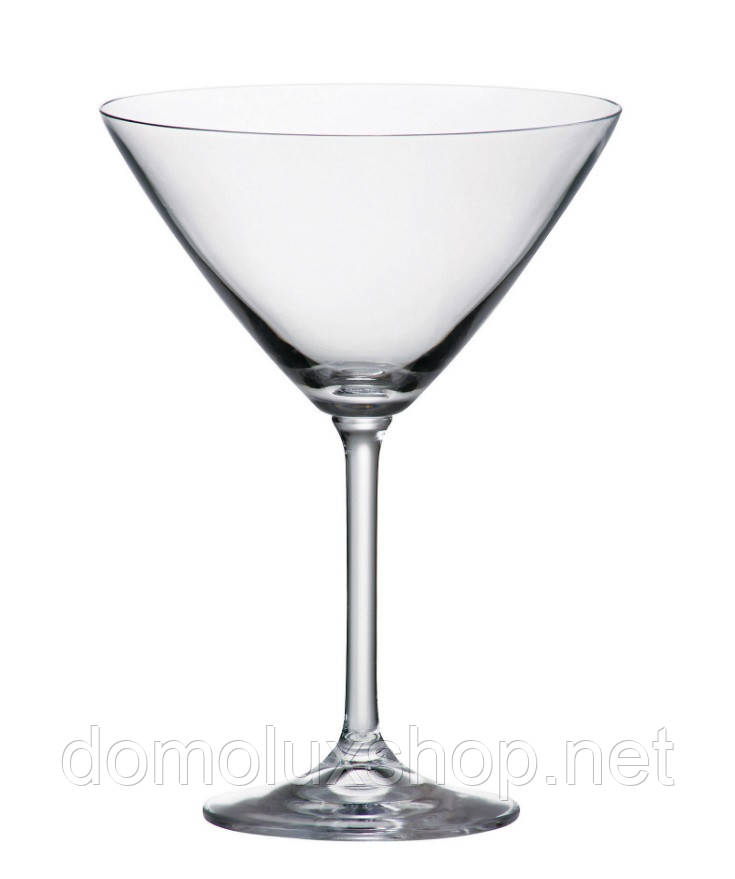 Bohemia Gastro collection Набор бокалов для мартини 6*280 мл (4S032 00000)