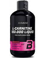 BioTech USA  L-Carnitine 100 000 (500 ml)