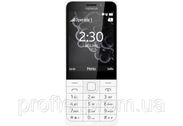Мобильный телефон Nokia 230 Dual Silver