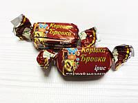 Цукерки ірис какао з молоком Корівка Бровка 2кг ТМ Балу
