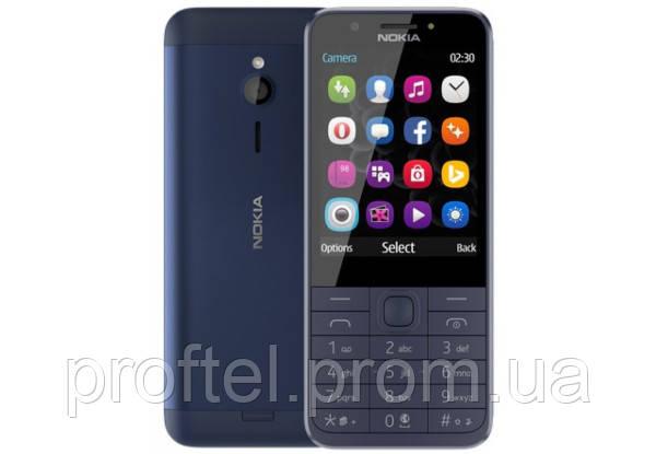 Мобильный телефон Nokia 230 Dual Blue