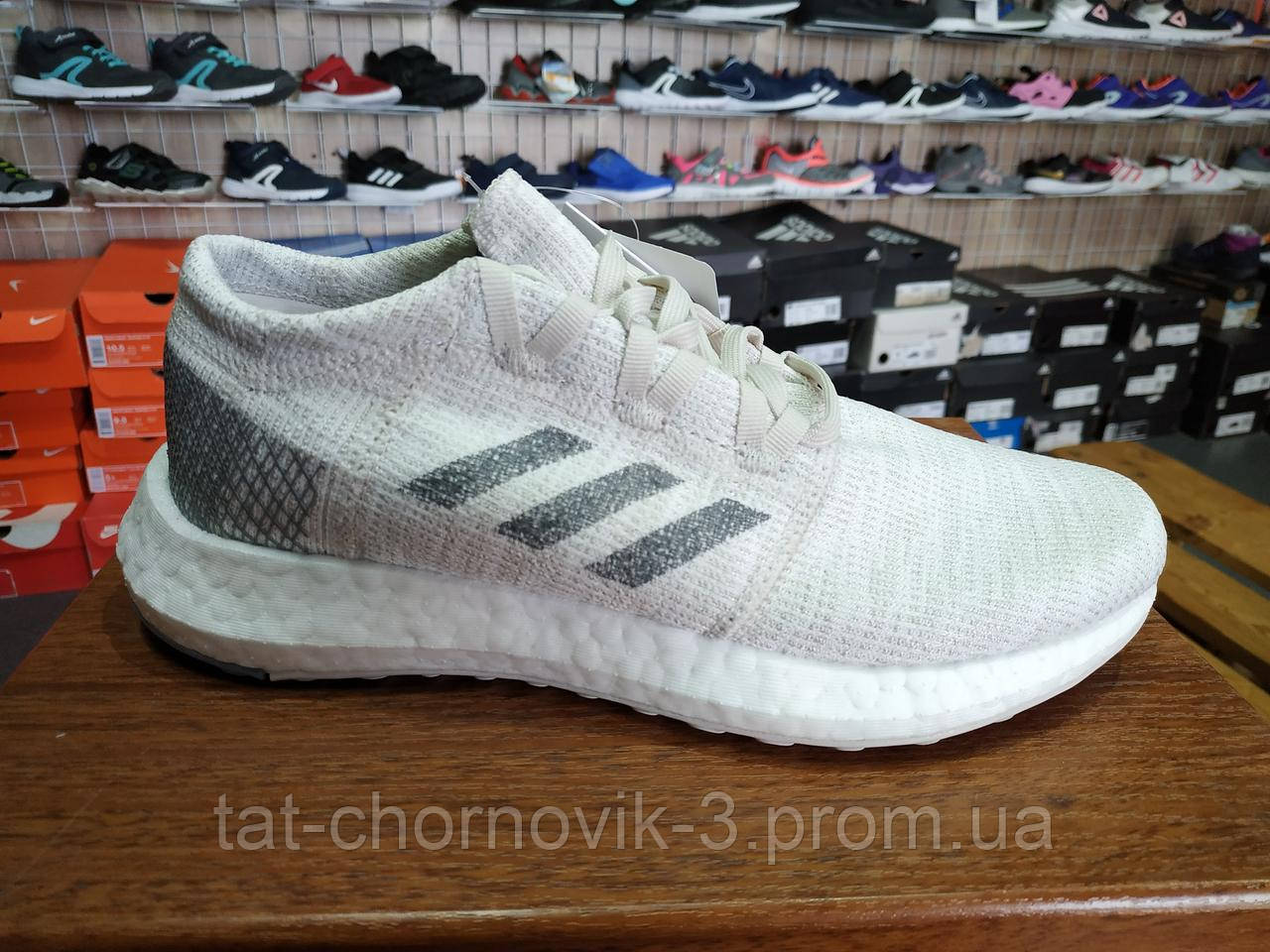 Adidas Pure Boost GO. B75821 Оригинальные женские кроссовки для бега, занятий фитнесом.