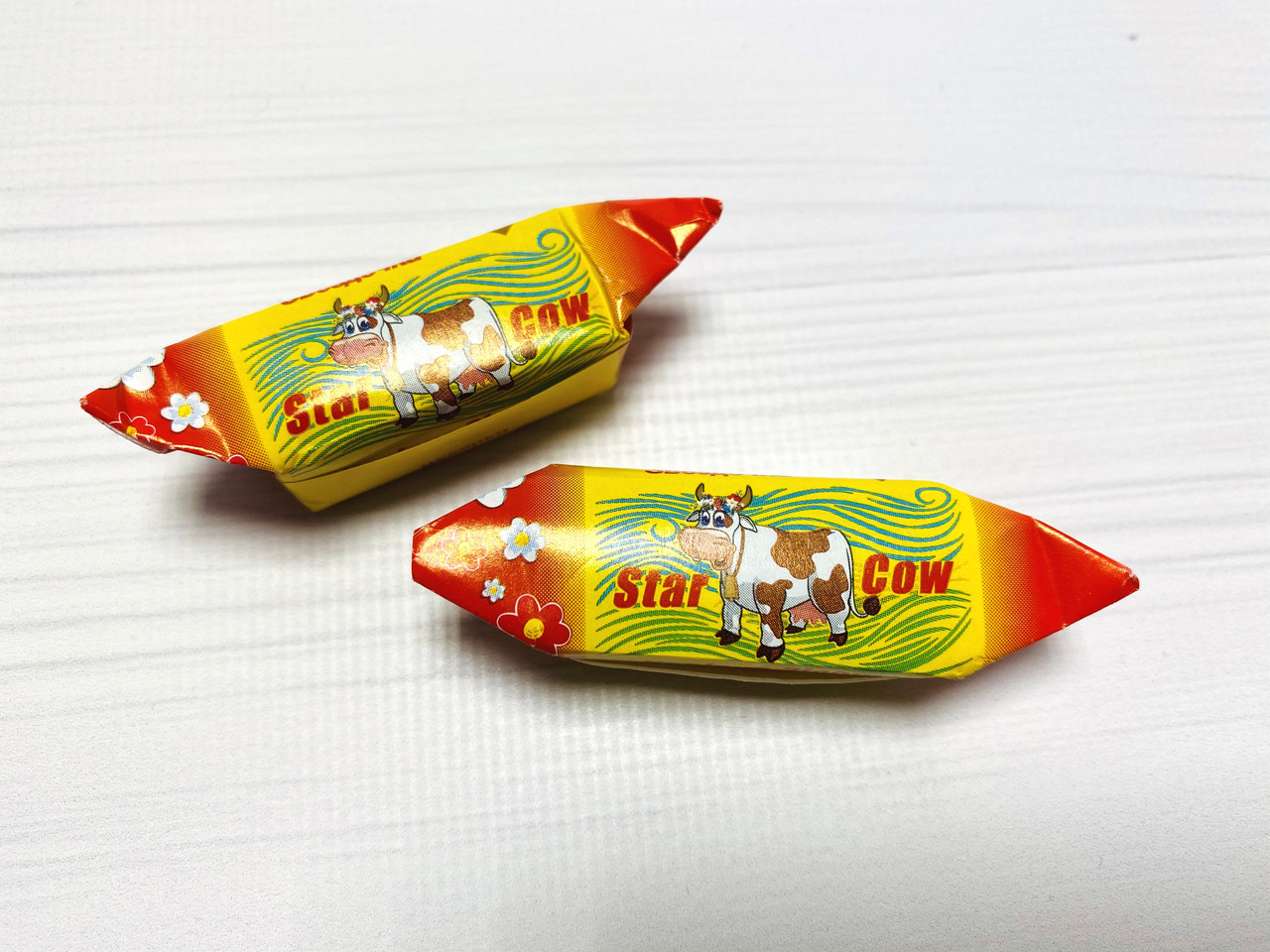 Конфеты Коровка зиронька 1 кг. ТМ ЖЛ