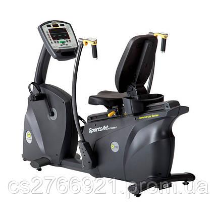Велотренажер горизонтальный SportsArt XT 20 XTrainer, фото 2