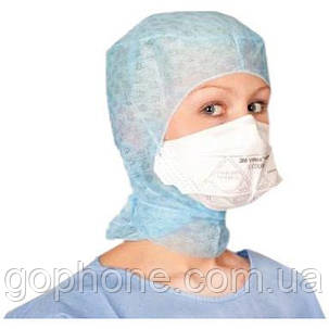 Медицинская маска для лица  3M 9101 (1000 МАСОК), фото 2