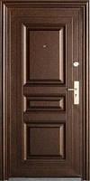 Дверь входная металлическая Дверь Стандарт 68 молоток (ОБЛЕГЧЕННЫЕ)