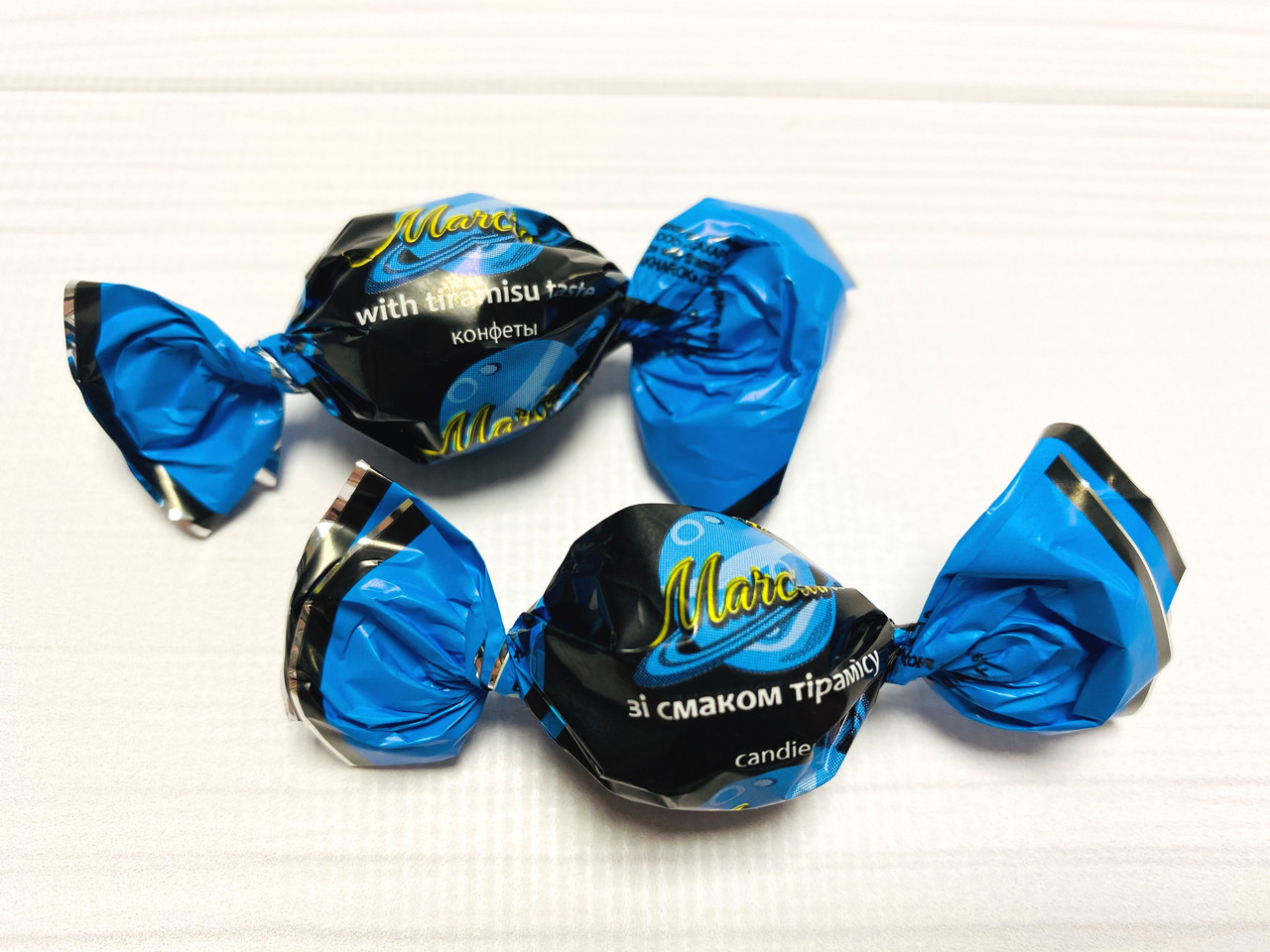Цукерки Марсиано тірамісу 1.5 кг. ТМ Балу