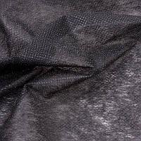 Флизелин 25г/м точечный цв черный 90см (рул 100, 200м) Class 4x4 62250