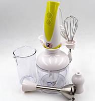 Ручной погружной блендер Promotec PM 589 с чашей