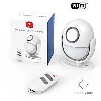 Беспроводная Wifi сигнализация Kerui WP7 охрана гаража, умный дом.