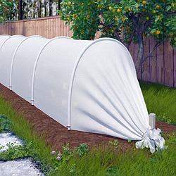 Парники і міні-теплиці з агроволокна