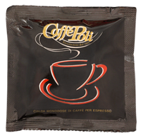Кофе в монодозах Caffe Poli Monodosa Nera