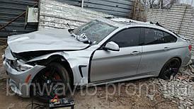 Разборка BMW 4 F36 428iX Gran Coupe 2015