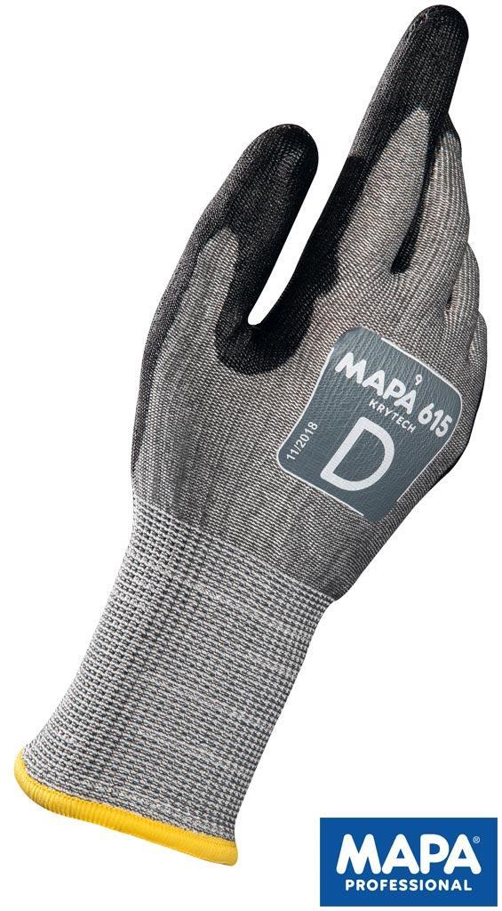Защитные перчатки RKRYTECH615 BS