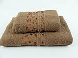 Полотенце  махровое Zeron 70х140  500 г/м², фото 2