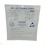 Led лента 12ВClass A - MOTOKO SMD 3528,120диодов, в упаковке 5м ленты, холодный белый свет7000-8000К, фото 4