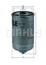 Фільтр паливний KNECHT KC102 (аналог КС66/1)