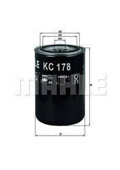 Фільтр паливний KNECHT KC178