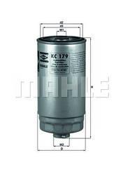 Фільтр паливний KNECHT KC179