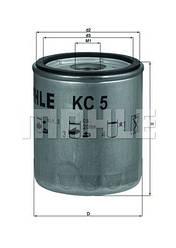 Фільтр паливний KNECHT KC5