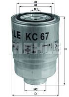 Фильтр топливный KNECHT KC67