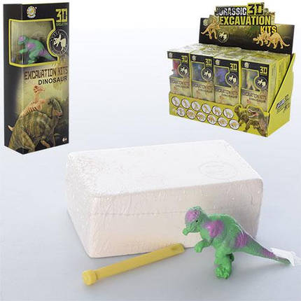 Раскопки 3D Skeleton, динозавр, 1/упак., 507BA, фото 2