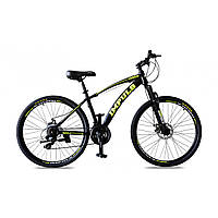 Велосипед Impuls Arrow 26 чёрно жёлтый