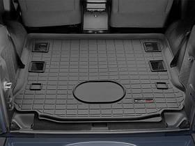 Ковер резиновый WeatherTech Jeep Wrangler JK 2014+ в багажник черный