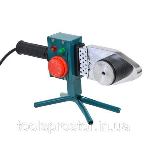 Паяльник для пластиковых труб Зенит ЗПТ-1100 : 1100 Вт | 50-300°С