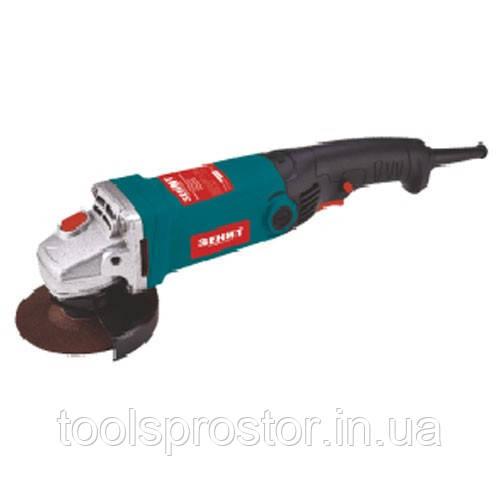 Болгарка Зенит ЗУШ-125/1250 : 1250 Вт - 125 мм Круг | 11000 об/мин