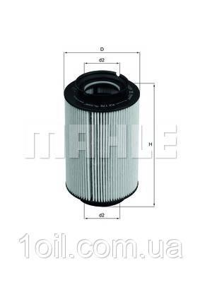 Фильтр топливный KNECHT KX178DEco