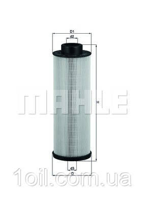 Фильтр топливный KNECHT KX73/1DEco