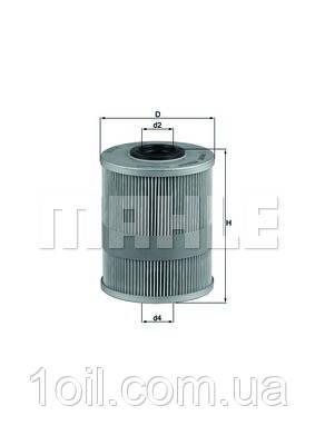 Фильтр топливный KNECHT KX78D