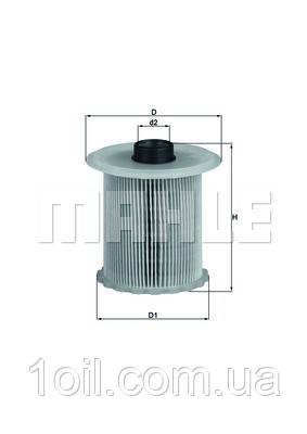 Фильтр топливный KNECHT KX81D