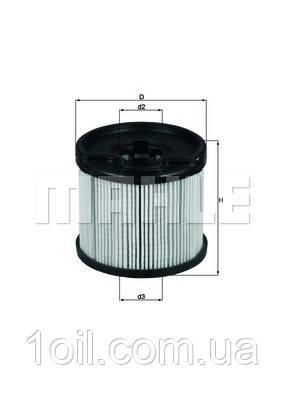 Фильтр топливный KNECHT KX87D
