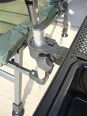 Обвес для карпового кресла M-Elektrostatyk крепится к любому карповому креслу (ST4), фото 3